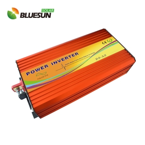 Off grid inverter 4000w 12v dc to 220v ac 4kw Pure Sine Wave Inverter-Bluesun