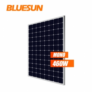 Bluesun Tier 1 96cells 5BB 48v 460w 480w 500w Monocrystalline Solar Panel